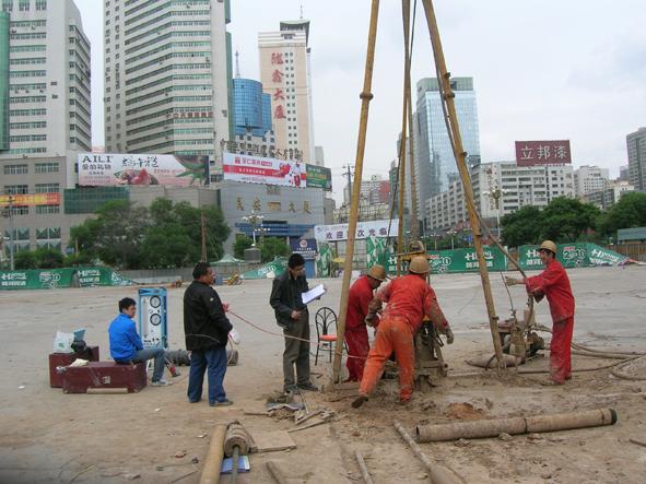 市政工程检测