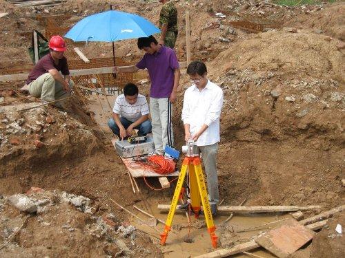 地基基础质量检测